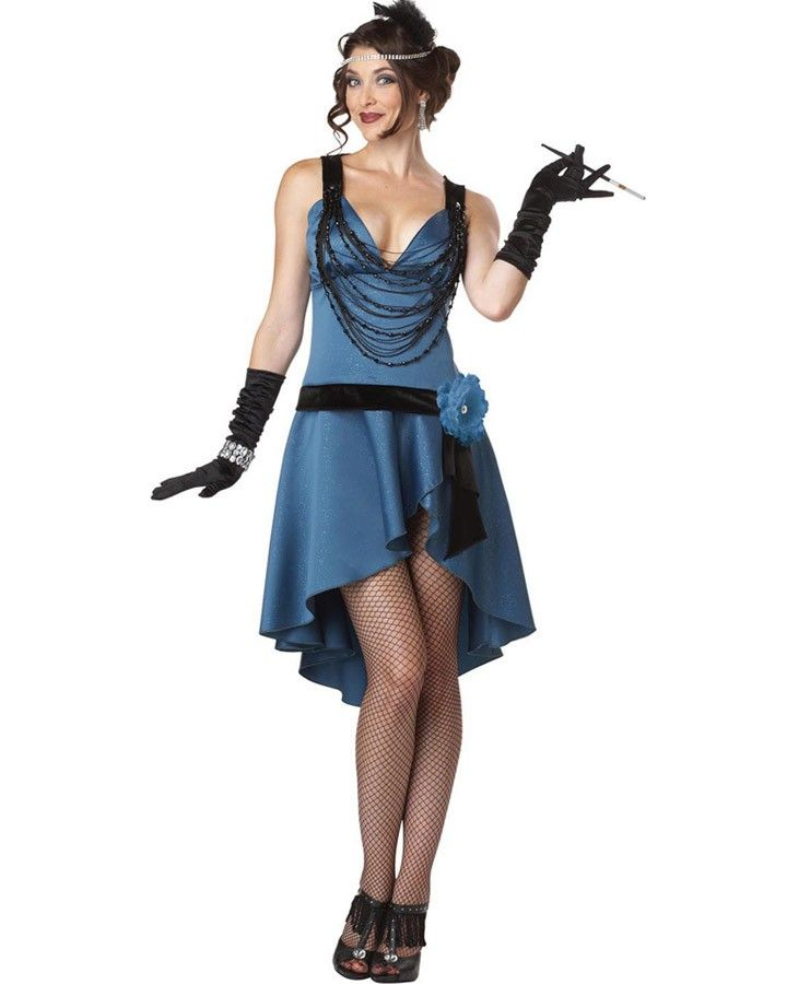 2af2893a60e Puttin on the Ritz 20s Womens Costume Flapper Girl Costumes