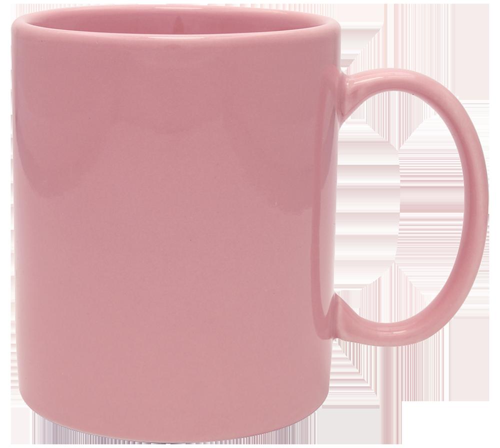 Bulk Custom Printed Drinkware Promotional Items Pink