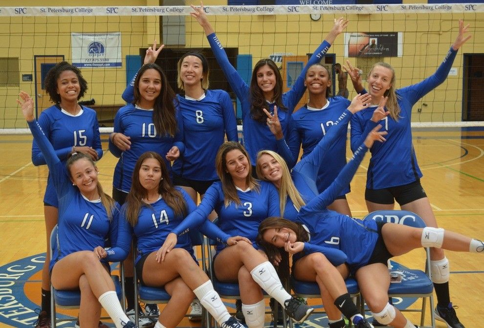 Support The Nationally Ranked Spc Volleyball Team As They Take On The Hillsborough Community College Hawks In This Rivalry Con Rivalry Hillsborough Volleyball