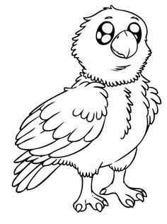 Baby Eagle Coloring Pages | Eagle Coloring Pages | Pinterest | Eagle