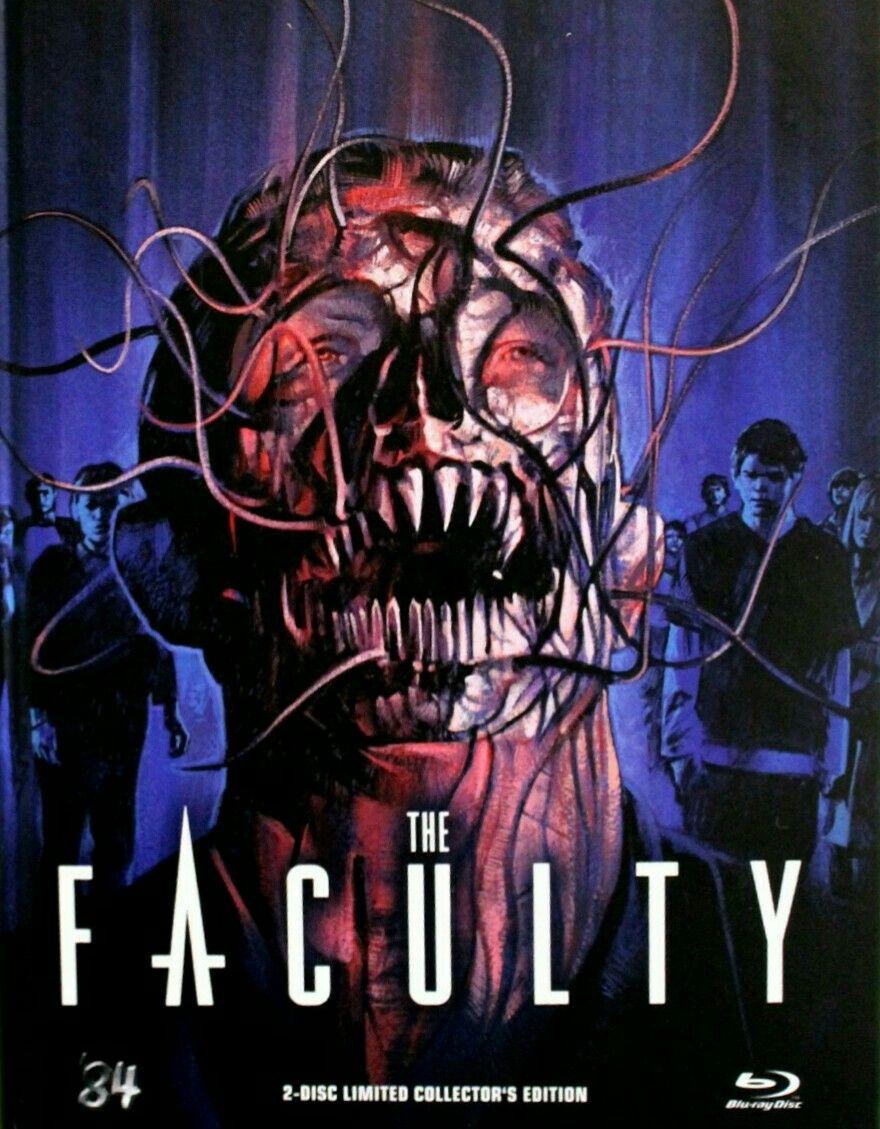 The Faculty Horror Movie 90's   horror   Horror movie