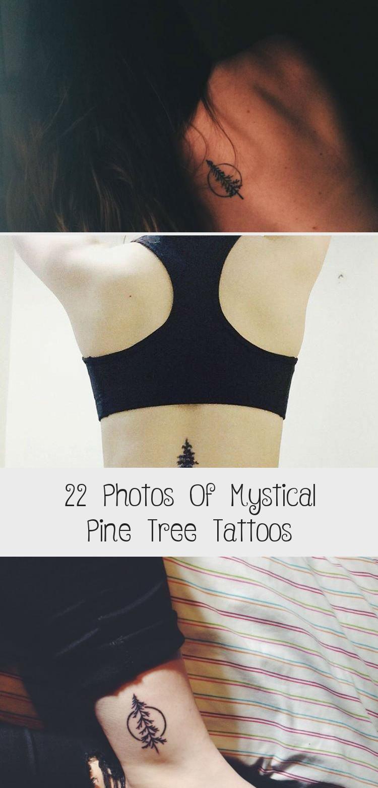 Photo of 22 Photos De Tatouages De Pin Mystique – Tatouages