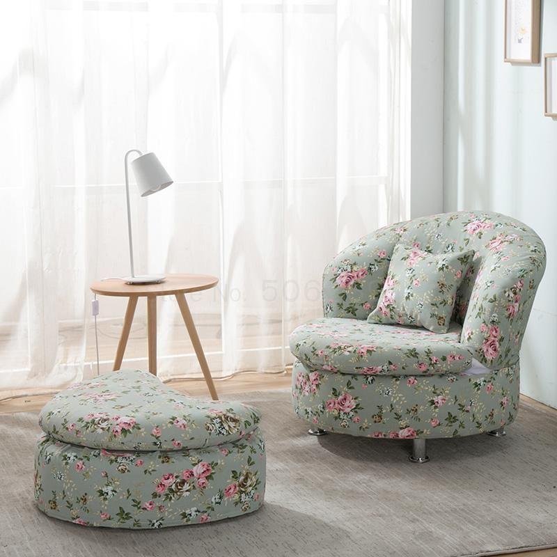 Lazy Sofa, Single Small Apartment, Simple Modern Creativity