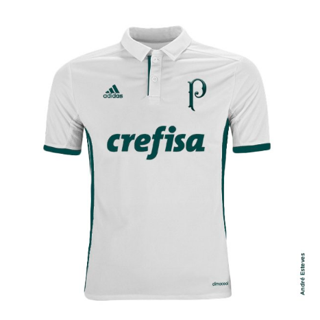 1f7b0df879 A Adidas deve oficializar nos próximos dias a nova camisa do Palmeiras para  a temporada 2017