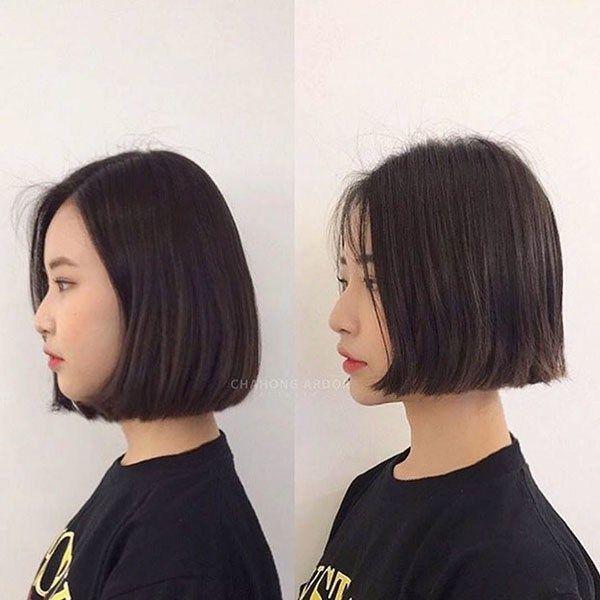 Best New Bob Hairstyles 2019 In 2020 Asian Bob Haircut Wavy Bob Hairstyles Long Bob Hairstyles
