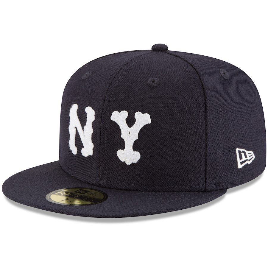 outlet store 889b4 99926 Men s New York Yankees New Era Navy Cooperstown Inaugural Season 59FIFTY  Fitted Hat,  35.99