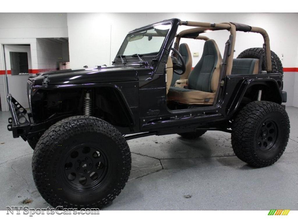 Pin Di Jeep Cj7 Black