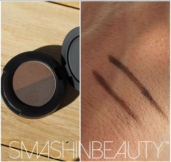Color + Shape Brow Powder Duo - Medium by Sigma #22