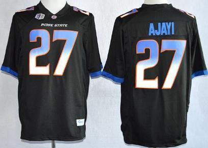 black broncos jersey