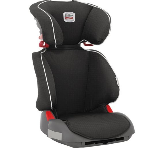 Sensational Buy Britax Adventure Group 2 3 Black Car Seat At Argos Co Uk Bralicious Painted Fabric Chair Ideas Braliciousco