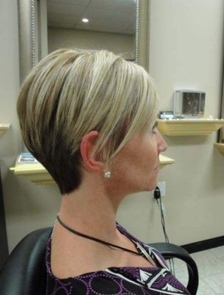 very short stacked haircuts - Google Search | Hairstyles ...