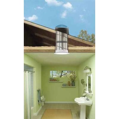 Velux Pitched Rigid Sun Tunnel Skylight Tmr0100000 Home Depot Canada