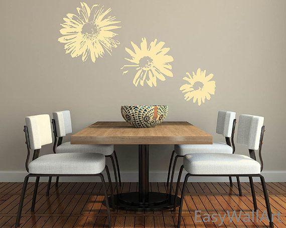 Best Sunflower Wall Decal Sun Wall Sticker Sunflower Wall 400 x 300