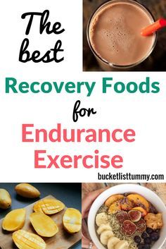 The best recovery foods for endurance exercise recovery food the best recovery foods for endurance exercise forumfinder Images