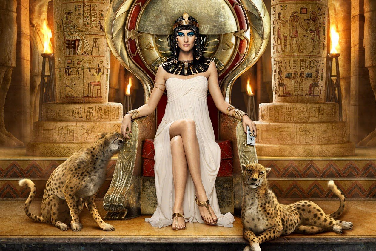 a biography of cleopatra the last pharaoh of egypt Over the course of cleopatra's childhood rome extended its rule nearly to egypt's borders the implications for the last great kingdom in that sphere of influence were clear.