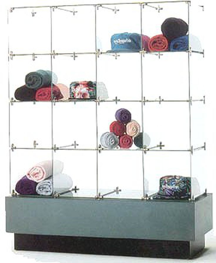 Photo Guide Of Retail Store Fixtures | Retail, Cube Unit And Display Wall