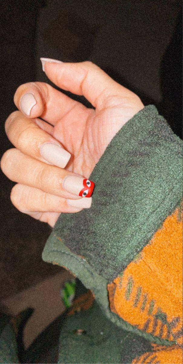 #nails #commesdesgarcons
