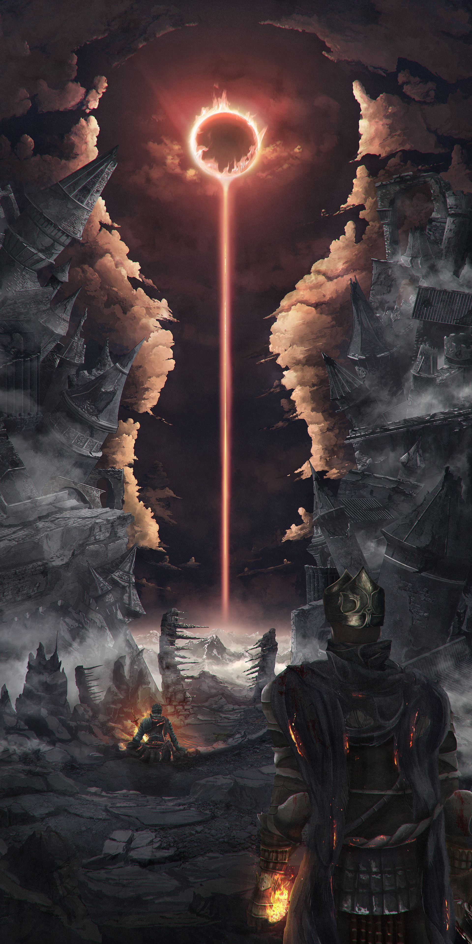 Seeker Of Fire Saverio Solari Artstation Seeker Of Fire