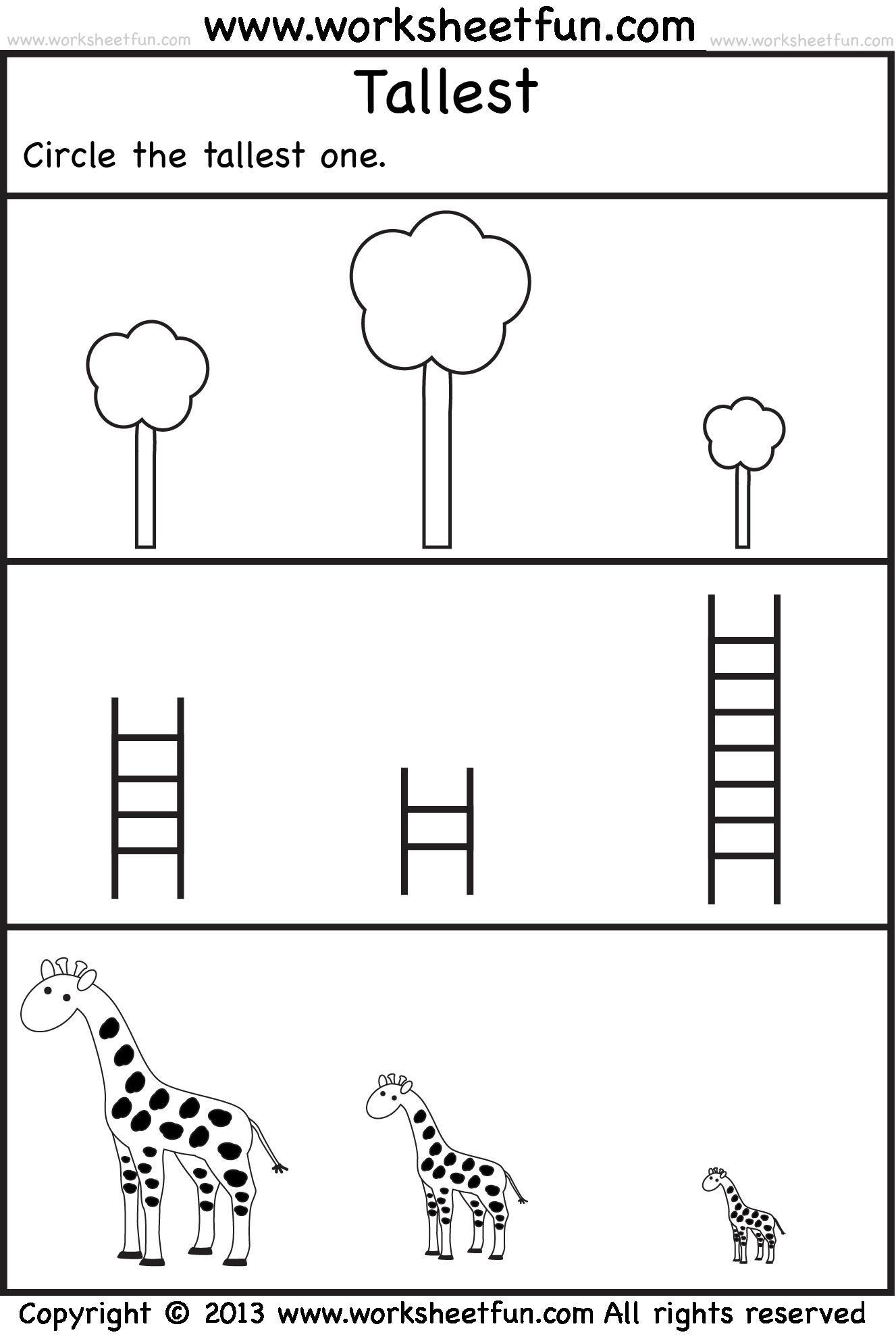Worksheet For Nursery Alphabets