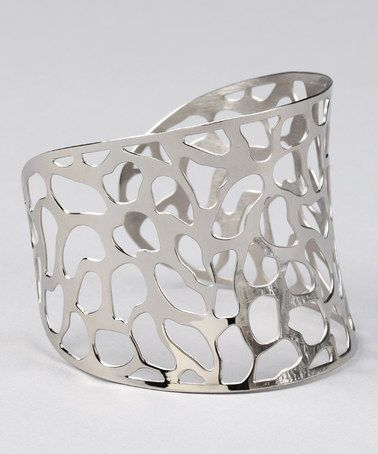 Hypoallergenic stainless steel jewelry by Henry Hayfaz on Zulily