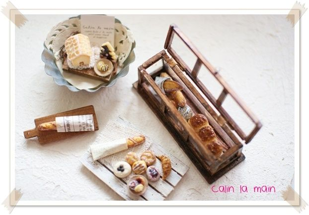 ♡ ♡ MINIATURAS  BY CALIN LA MAIN:  miniature set *