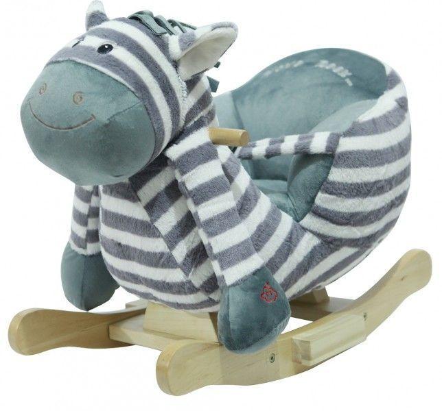 Zebra Jak Kon Konik Na Biegunach Bujak Bujaczek 5039318094 Oficjalne Archiwum Allegro Zebras Baby Car Seats Toys