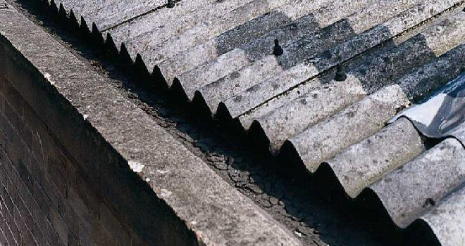 How To Safely Remove Asbestos Roofing Sheets In Sydney With Images Asbestos Removal Asbestos Plastic Drop Cloth