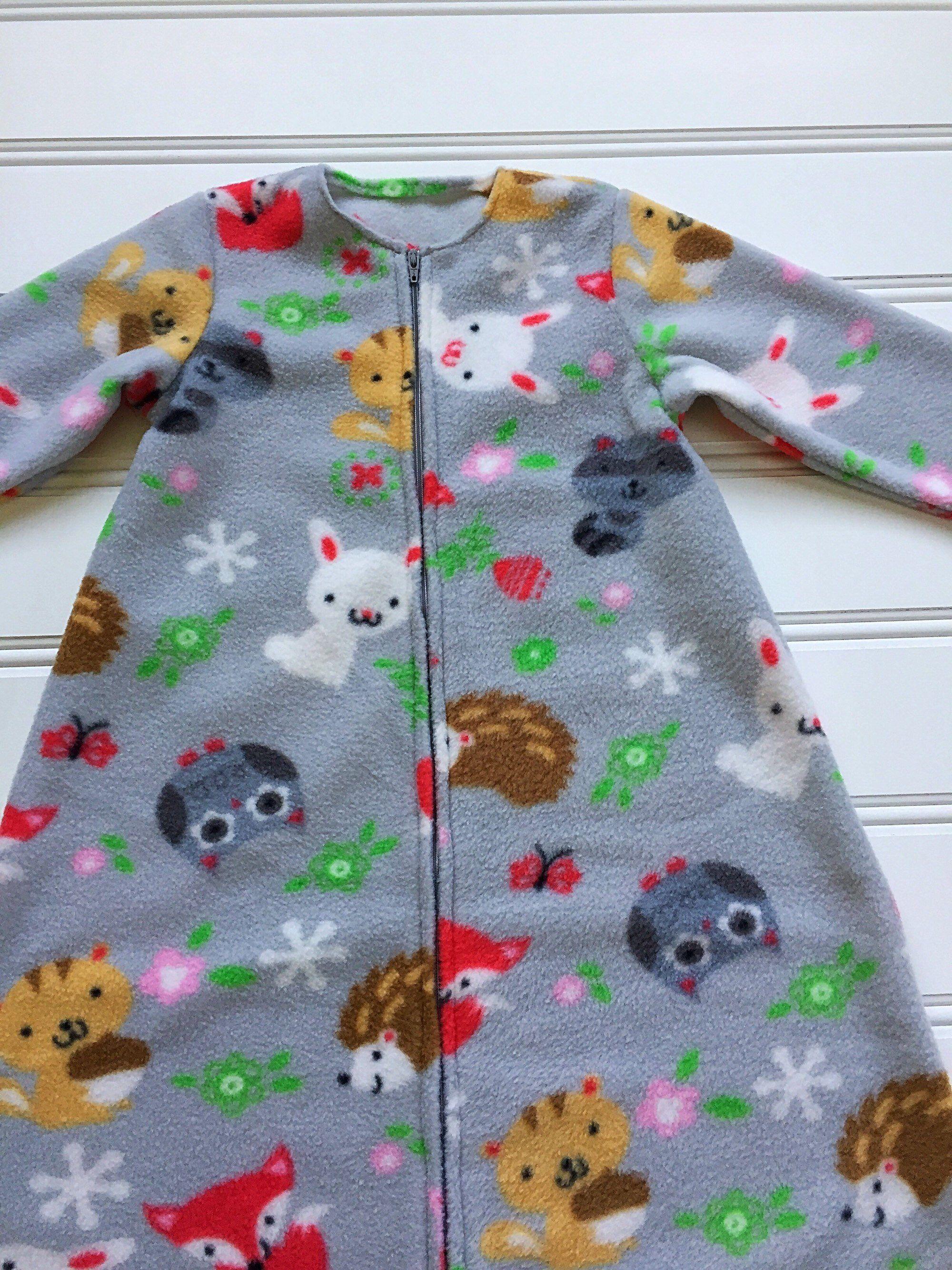 wholesale dealer 7ac47 75e4d Woodland Animal Sleep Sack for Baby, Baby Sleeper, Toddler ...