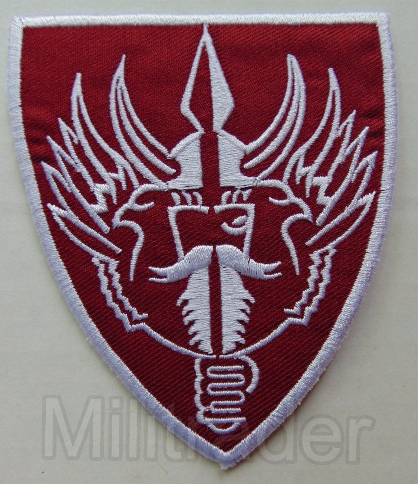 Norway Army Viking Ship Patch Norwegian Military