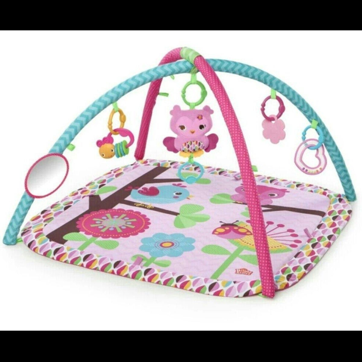 Pin By Brklnpowers On Baby Alive In 2020 Baby Activity Gym Bright Starts Baby Gym