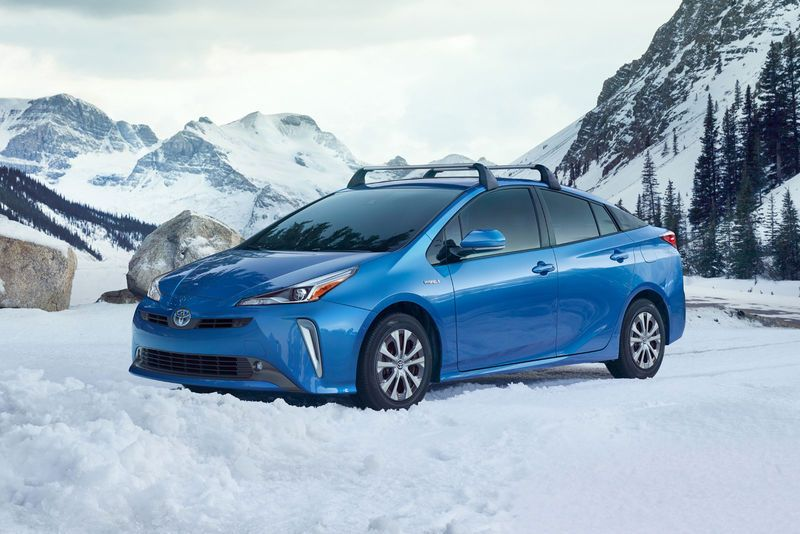 All Wheel Drive Hybrid Cars Toyota Prius Toyota Toyota Cars