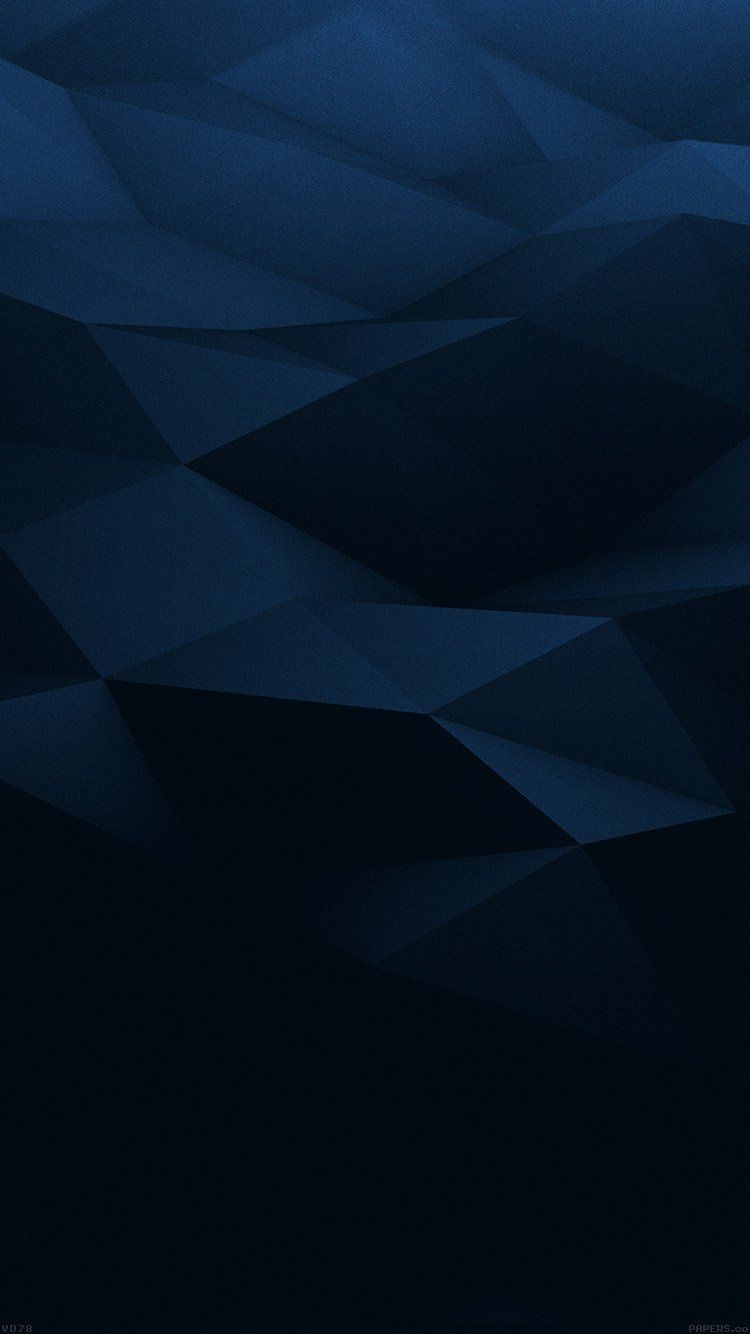 Vd78 Noir Blue By Boris P Borisov Dark Pattern Art Dark Blue Wallpaper Dark Wallpaper Iphone Geometric Wallpaper Iphone