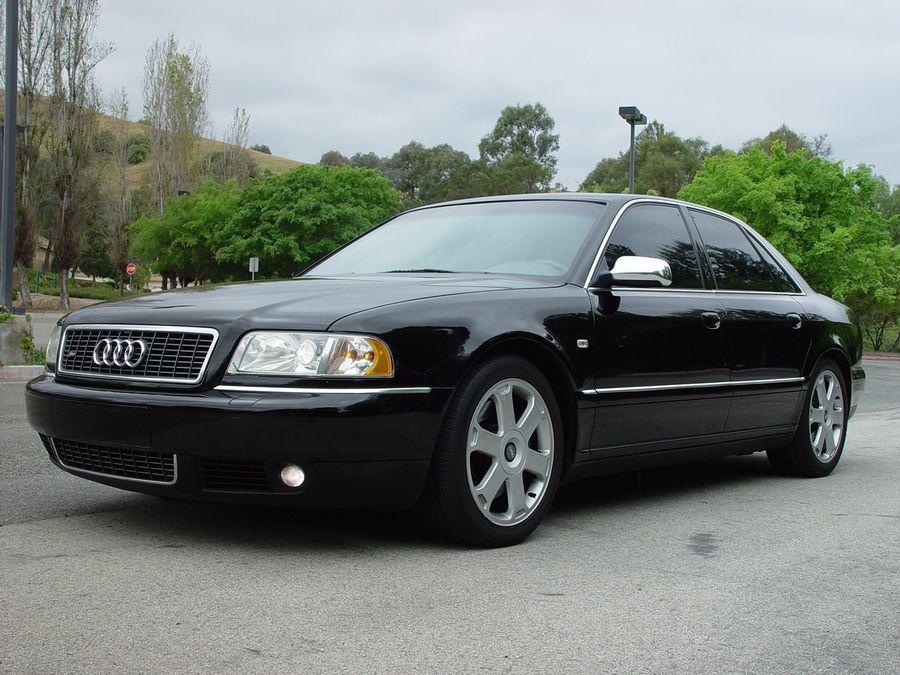 Black Audi S8 D2 3 (avec images)   Voiture