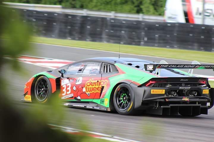 Lamborghini Huracan British Gt Championship Demon