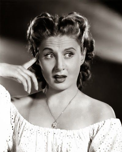 Vintage Glamour Girls: Betty Garrett