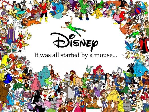Walt Disney Characters 1600x1200 Wallpaper Desktop Wallpapers Hd Free Backgrounds All Disney Characters Disney Songs Classic Disney
