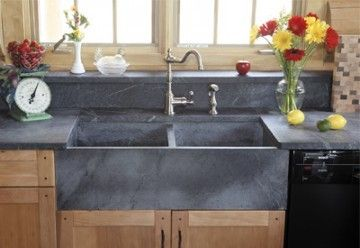 Choice | Granite   Tops | Mirasol Spyder Soapstone Countertops