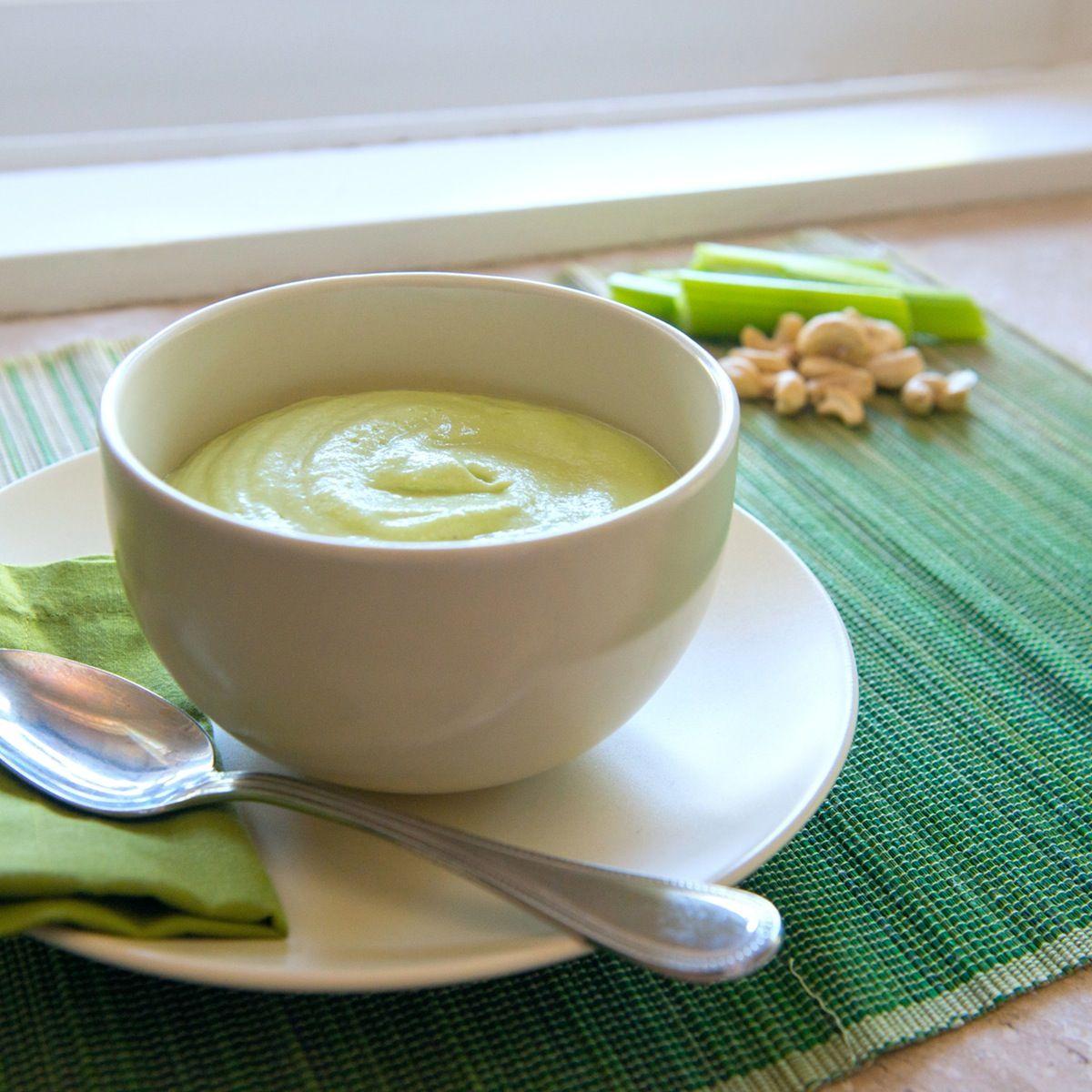 Cream of celery soup nutribullet recipes nutribullet