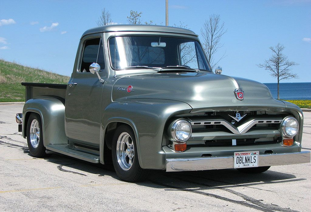 Custom, Old Ford Trucks SHOP SAFE! THIS CAR, AND ANY OTHER CAR YOU ...