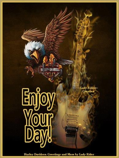 Enjoy Your Day Logo.  Best of two worlds.