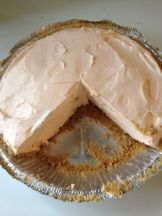 Weight Watchers Creamsicle Pie