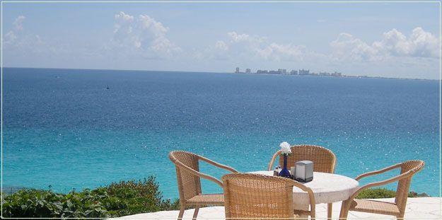 Casa Sirena, Isla Mujeres, Mexico great views and fantastic staff