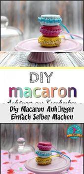 Diy Macaron Trailer Mach es einfach selbst   - Selber Machen - #DIY #einfach #Macaron #mach #Machen #selber #selbst #Trailer #machesselbst–diy