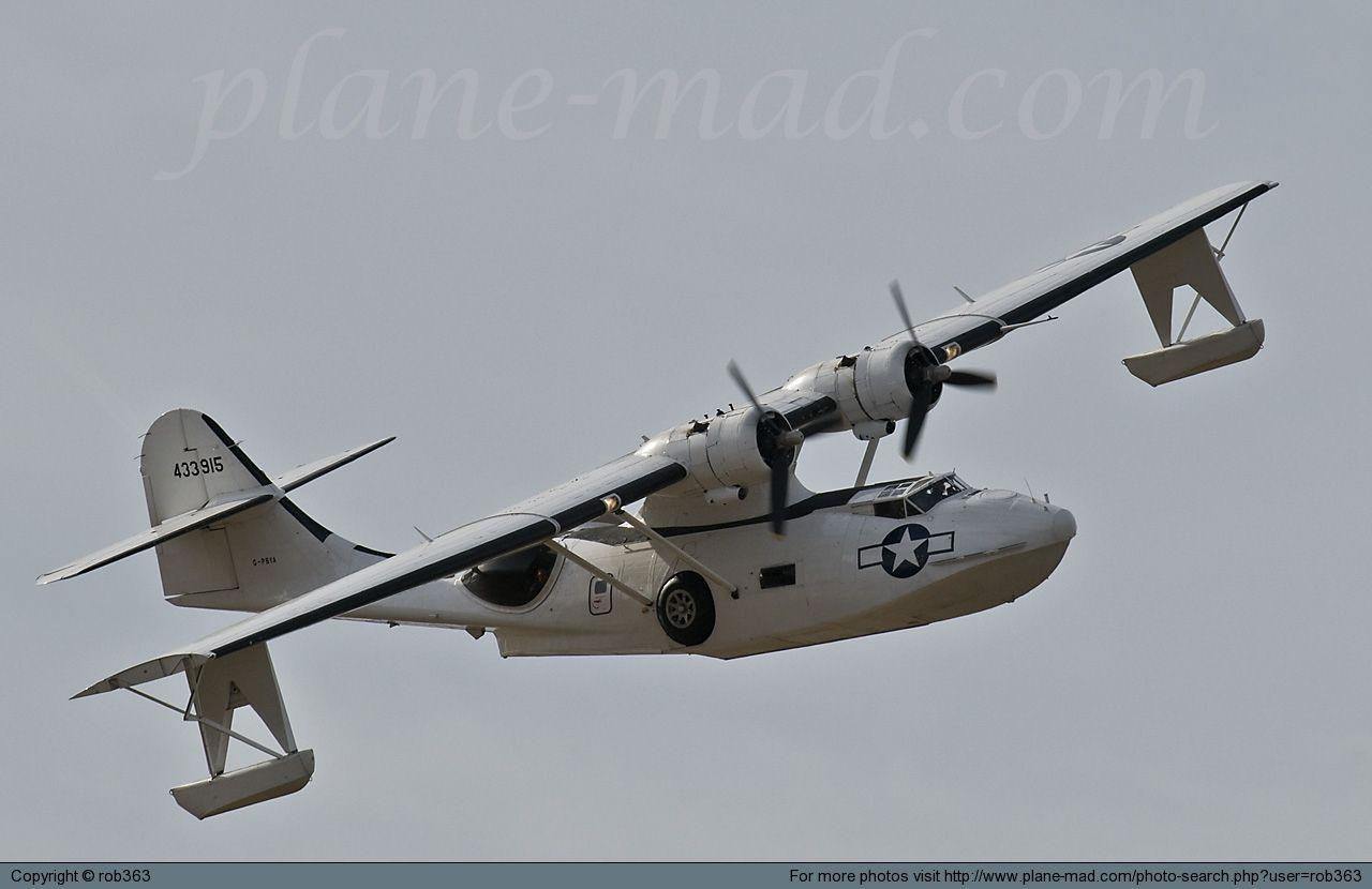 PBY Catalina, Amphibious Aircraft