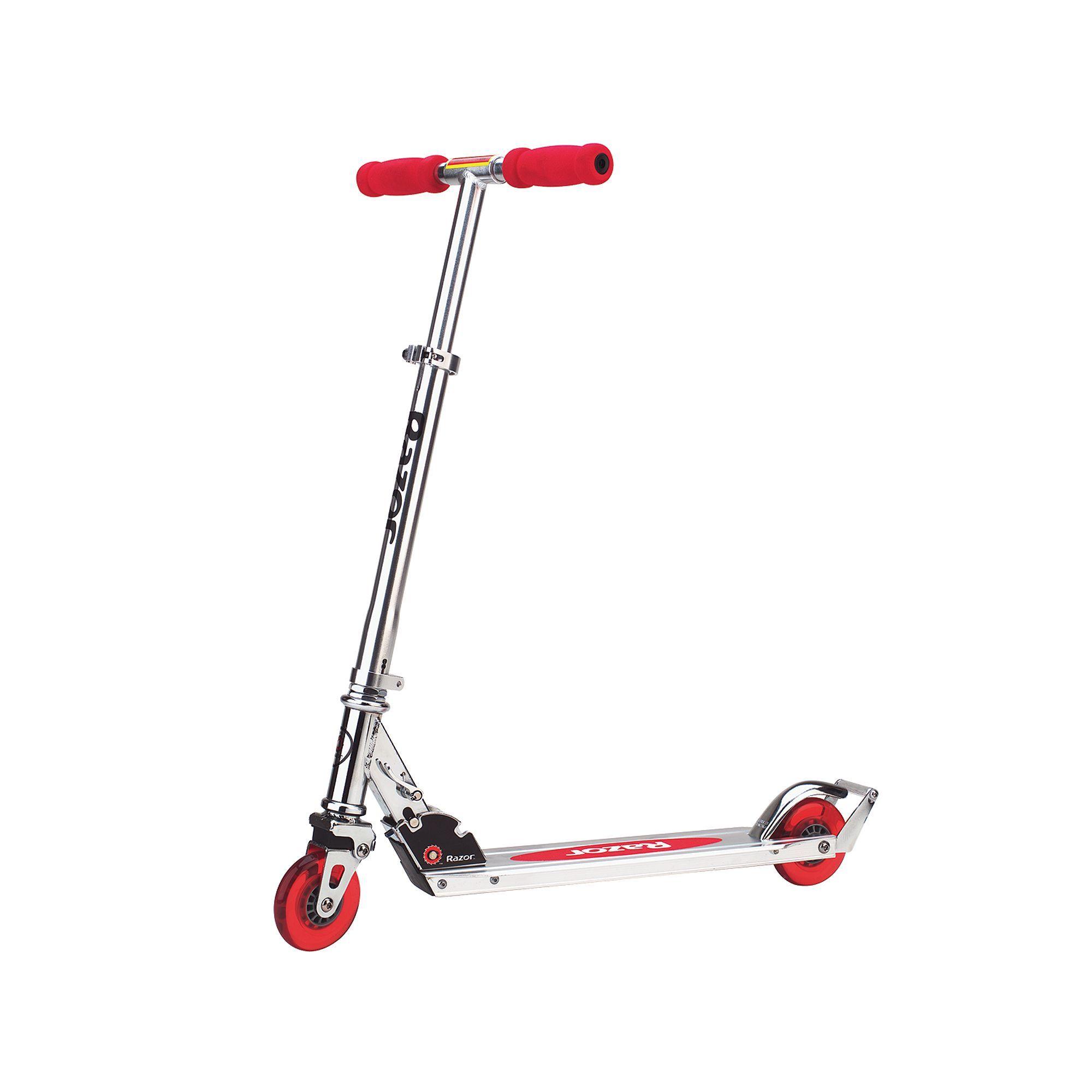 Razor A2 Kick Scooter Red