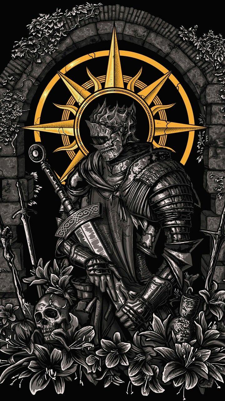 Dark Souls Wallpaper 4K Phone Ideas Check more at https