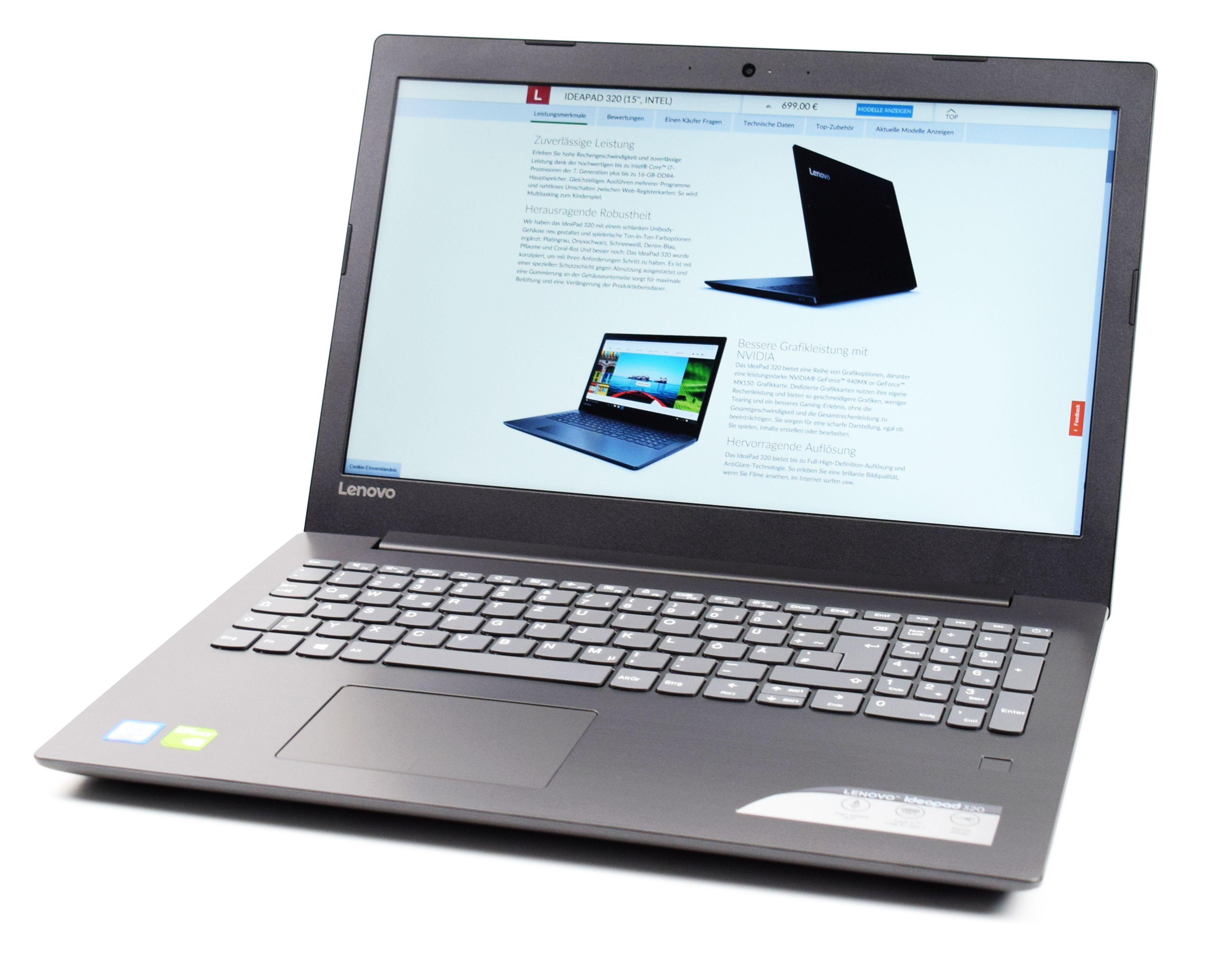 The Ideapad 320 is a cheaper version of the Ideapad 330 but is it