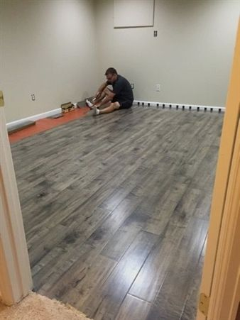 Laminate Flooring In A Basement Basementrenovations