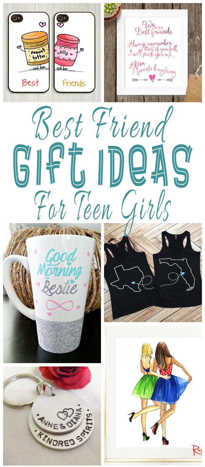 Best Friend Gift Ideas For Teens Christmas Gifts Under