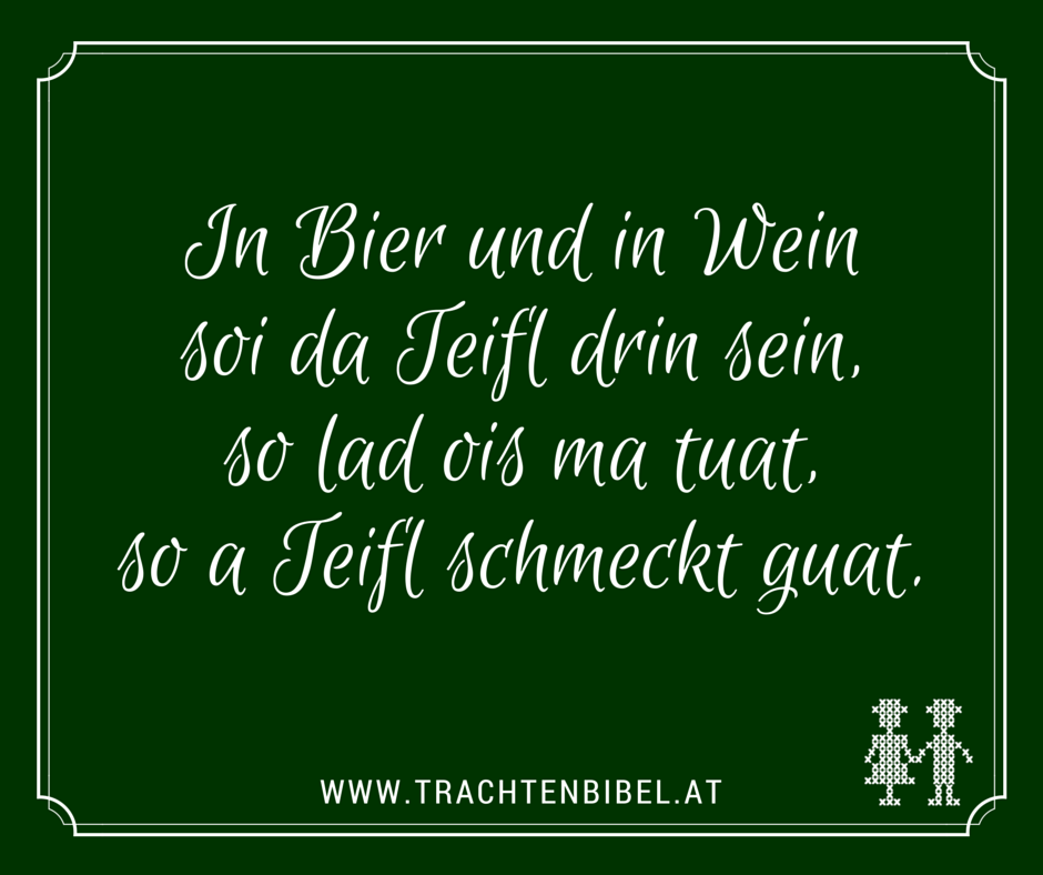 Bayrischer Dialekt